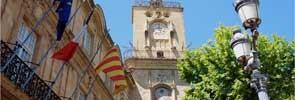 Mairie en Provence